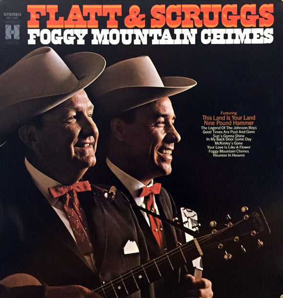 Flatt & Scruggs - Foggy Mountain Chimes