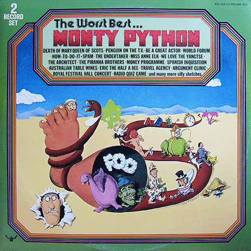 Monty Python - The Worst Best...