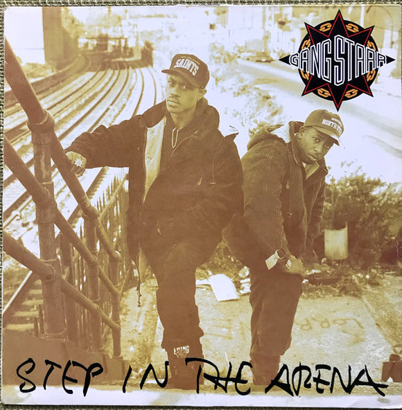 Gang Starr - Step In The Arena
