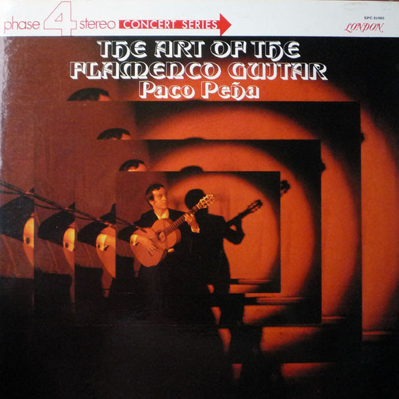 Paco Peña - The Art Of The Flamenco Guitar