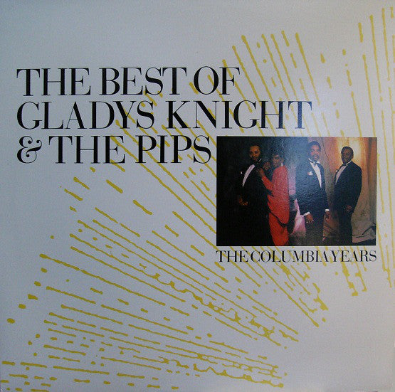 Gladys Knight And The Pips - The Best Of Gladys Knight & The Pips (The Columbia Years)