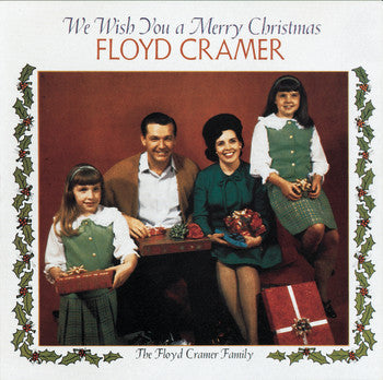 Floyd Cramer - We Wish You A Merry Christmas