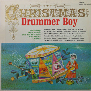 Don Janse - The Christmas Drummer Boy