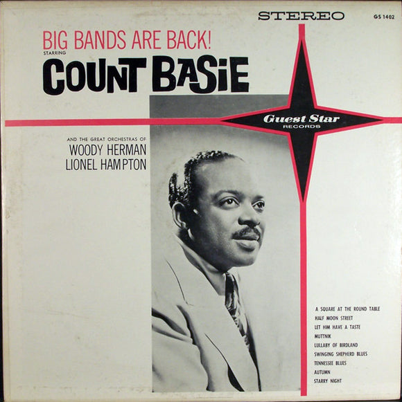 Count Basie - Big Bands Are Back!