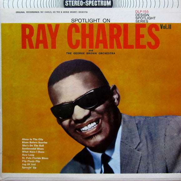Ray Charles - Spotlight On Ray Charles Vol. II