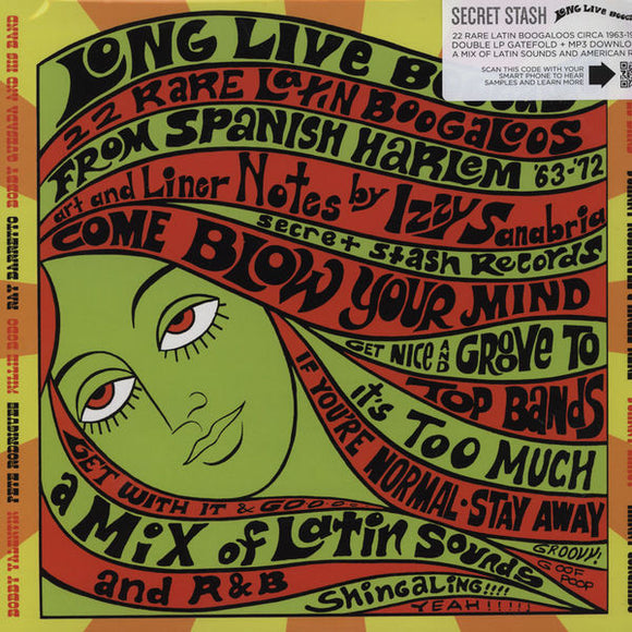 Various - Long Live Boogaloo