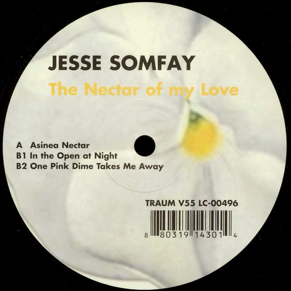 Jesse Somfay - The Nectar of My Love
