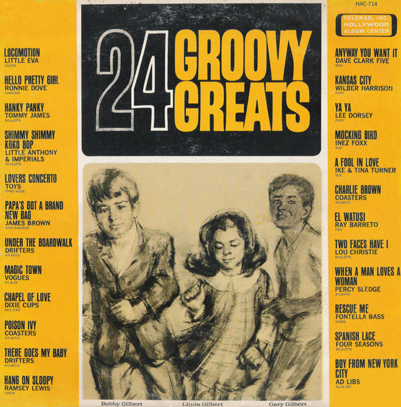 Various - 24 Groovy Greats