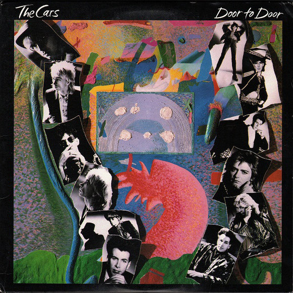 The Cars - Door To Door