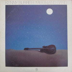 Kenny Burrell - Moon And Sand