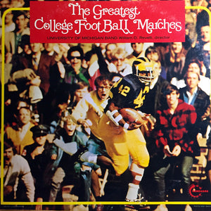 University Of Michigan Band - 40 Greatest College Football Marches