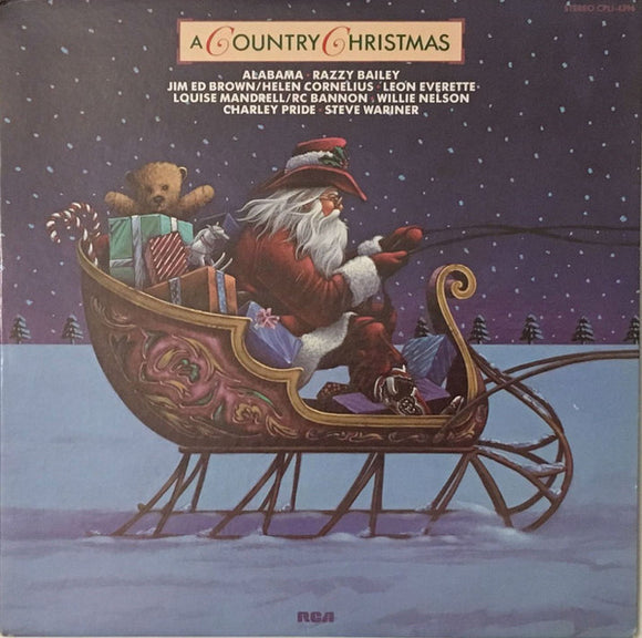 Various - A Country Christmas