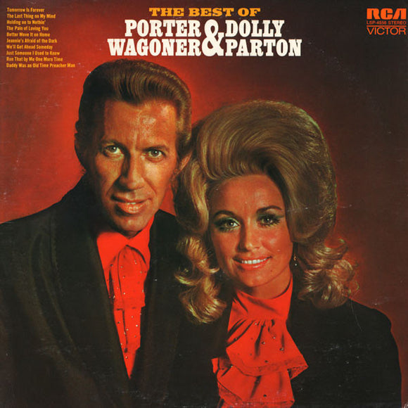 Porter Wagoner And Dolly Parton - The Best Of