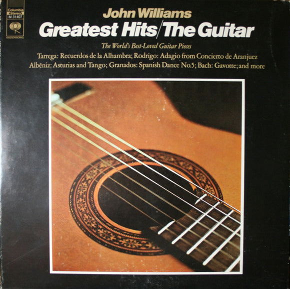 John Williams - Greatest Hits/The Guitar