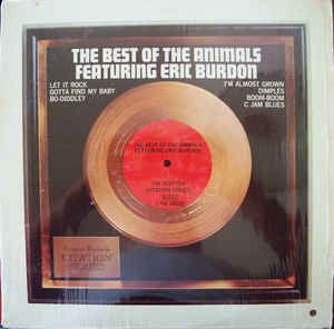 Eric Burdon & The Animals - The Best Of The Animals