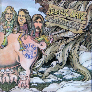 Black Oak Arkansas - High On The Hog