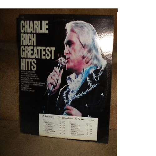 Charlie Rich - Greatest Hits