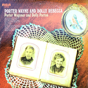 Porter Wagoner And Dolly Parton - Porter Wayne And Dolly Rebecca