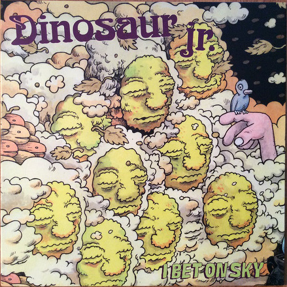 Dinosaur Jr. - I Bet On Sky