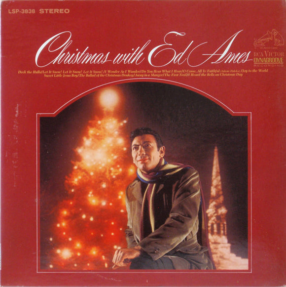 Ed Ames - Christmas With Ed Ames