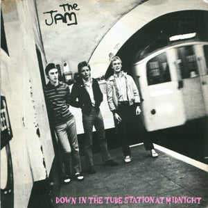 The Jam - Down In The Tube Station At Midnight