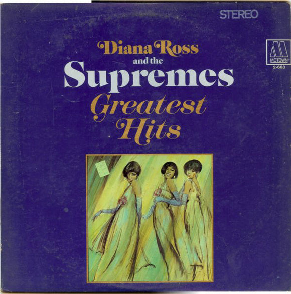 Diana Ross and the Supremes - Supremes Greatest Hits