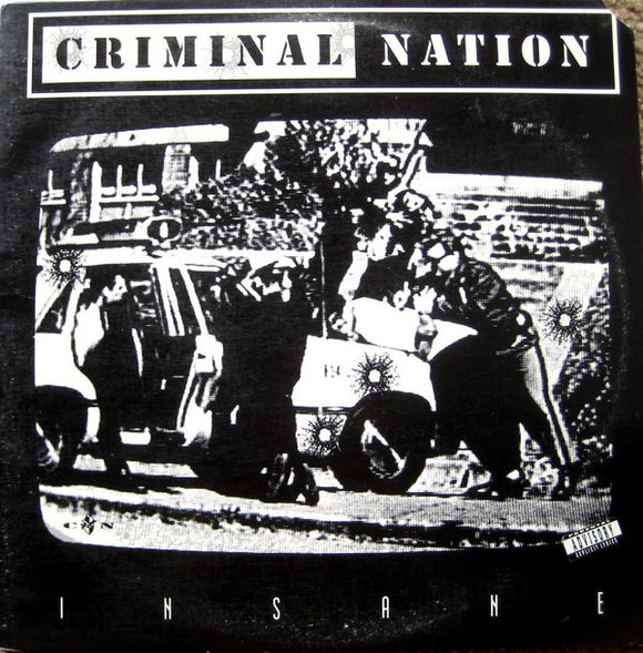 Criminal Nation - Insane