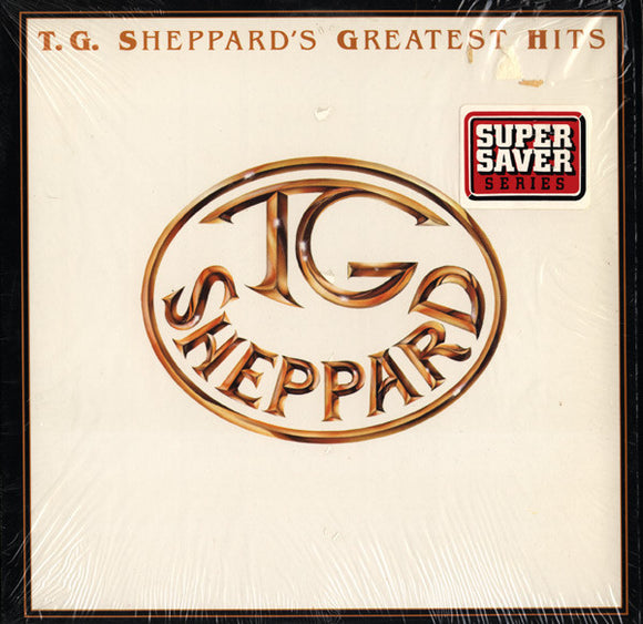 T.G. Sheppard - T.G. Sheppard's Greatest Hits