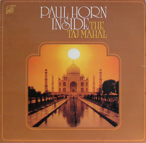 Paul Horn - Inside The Taj Mahal