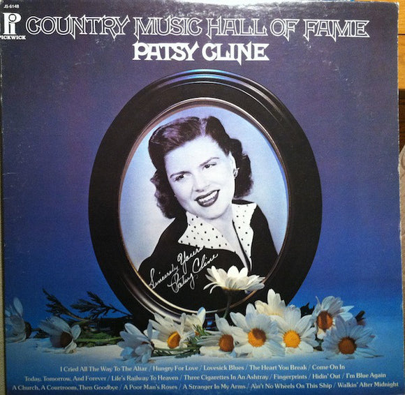 Patsy Cline - Country Music Hall Of Fame