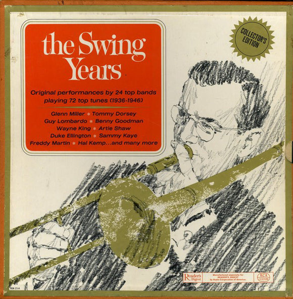 Various - The Swing Years