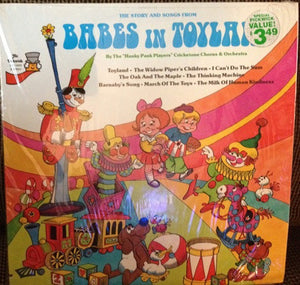 "Hanky Pank Players - The Story And Songs From ""Babes In Toyland"""