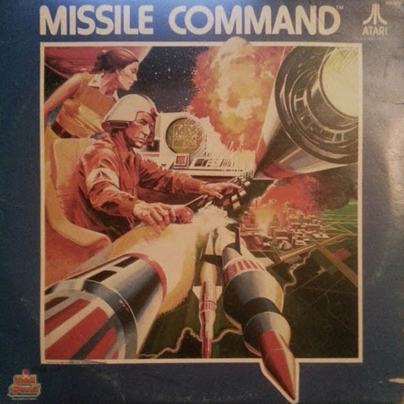 Unknown Artist - Atari Missile Command