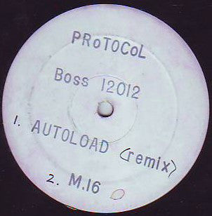 Protocol - Ride To The Unknown / Autoload (Remix)