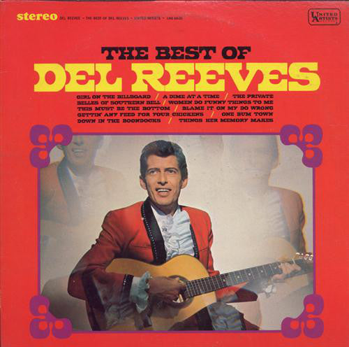 Del Reeves - The Best Of Del Reeves