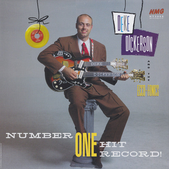 Deke Dickerson - Number One Hit Record!