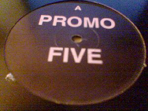 Unknown Artist - Promo Five