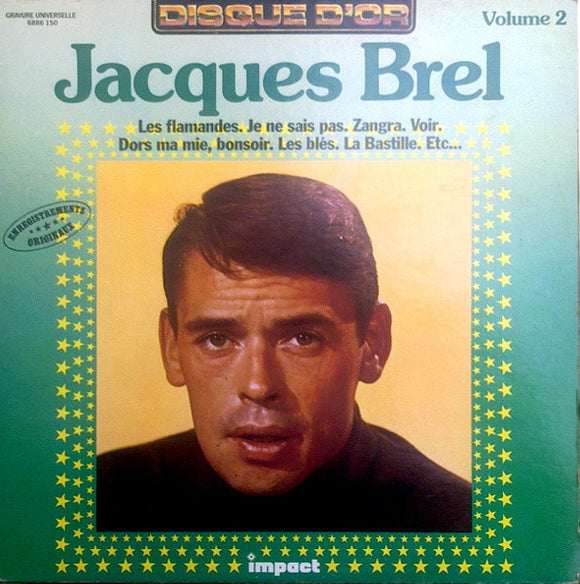 Jacques Brel - Volume 2