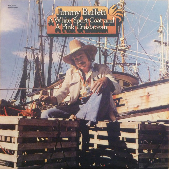 Jimmy Buffett - A White Sport Coat