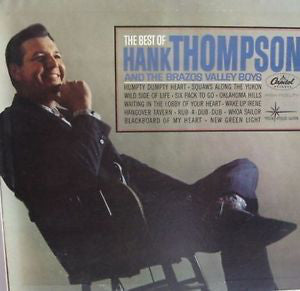 Hank Thompson - The Best Of