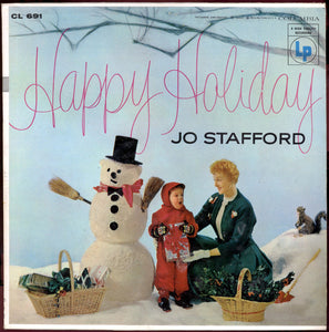 Jo Stafford - Happy Holiday