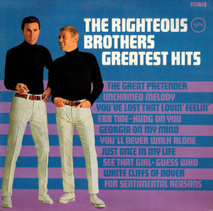 The Righteous Brothers - Greatest Hits