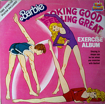 Barbie - Looking Good, Feeling Great