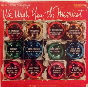 Various - We Wish You The Merriest