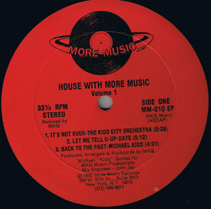 Various - House With More Music