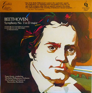 Ludwig van Beethoven - Beethoven Symphony No. 2 In D Major