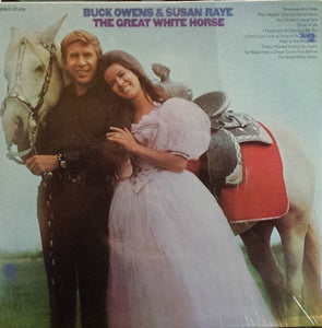 Buck Owens - The Great White Horse