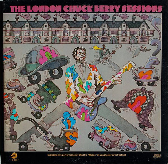 Chuck Berry - The London Sessions