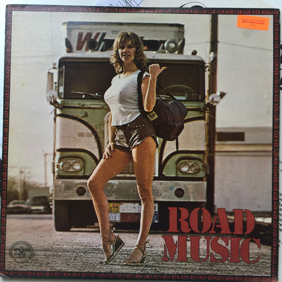 Various - Road Music - Truck Driving Songs