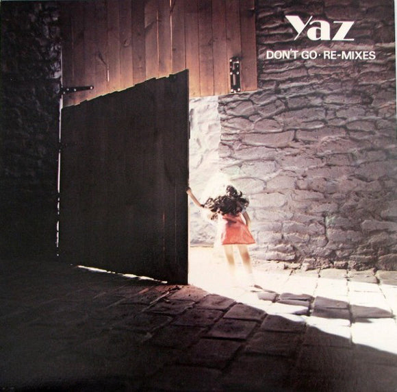Yazoo - Don't Go - Re-Mixes